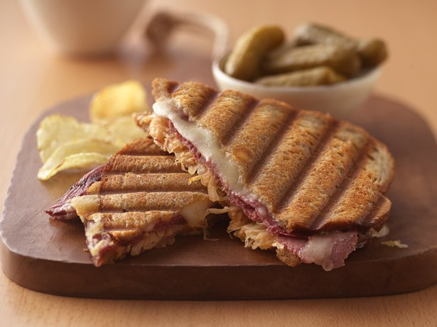 Classic Reuben Panini