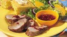 Grilled Chipotle-Honey Pork Recipe