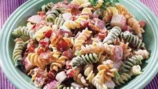 Ranch Pasta and Potato Salad Recipe