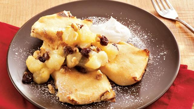 Image of Apple-raisin Cheese Blintzes, Pillsbury