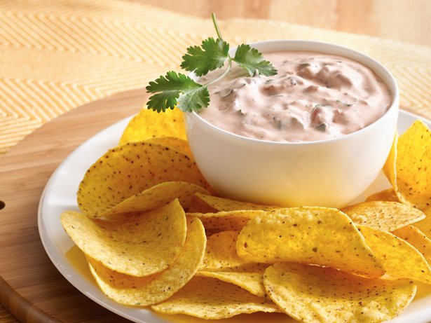 Creamy Salsa Dip