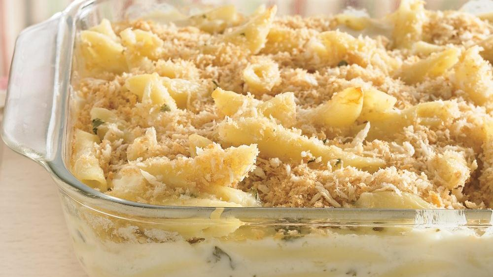 Four-Cheese Pasta recipe from Pillsbury.com