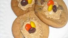 Double Peanut Butter Cookies Recipe