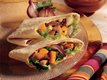 Roasted Vegetable Wraps with Garlic Aioli