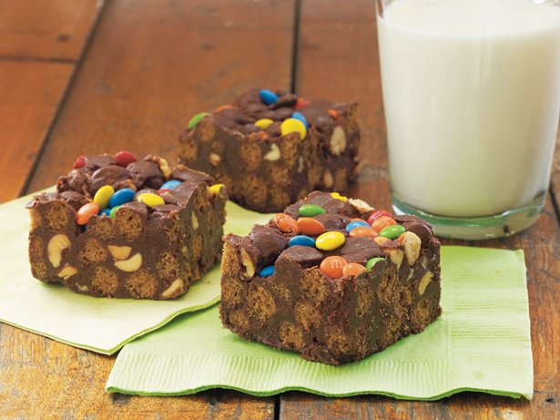 Frosting Cereal Bars