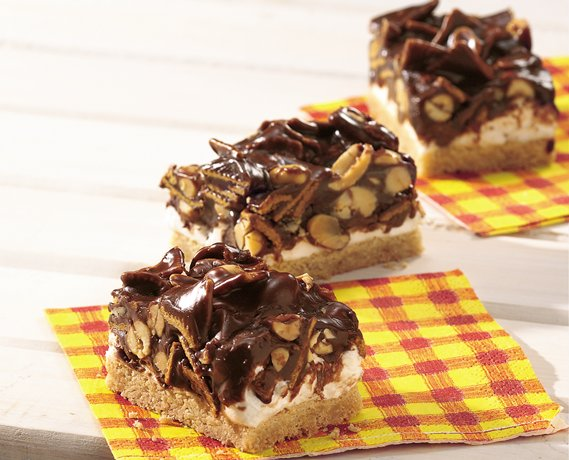 Rocky Road S&#39;mores Bars