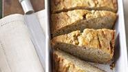 Healthified Pear-Cheese Loaf