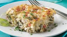 Wild Rice and Turkey Casserole Recipe