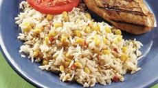 Corn Pilaf Recipe