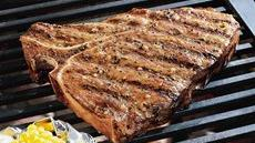 Garlic-Pepper Steaks Recipe