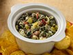 Slow Cooker Southwest Artichoke and Spinach Dip
