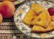 Baked Peach Pancakes