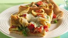 Chicken Curry Pizza Recipe