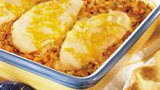California Chicken Bake Recipe