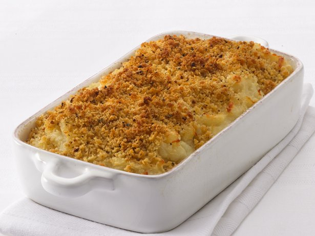 Mashed Potato Gratin recipe from Betty Crocker