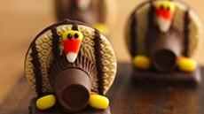 Cute Turkey Cookies Recipe
