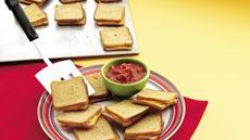 Cheese Mini-wiches Recipe