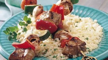 Italian Beef Kabobs