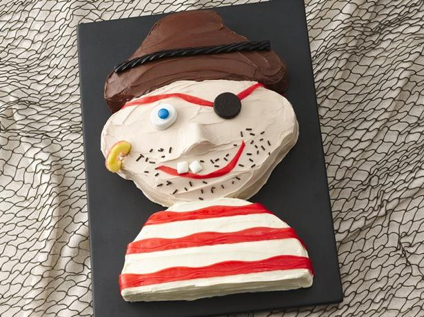 Pirate Cake