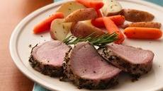 Pork Tenderloin with Rosemary Recipe