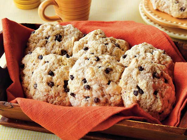 Bisquick Heart Smart Chocolate Chip Scones