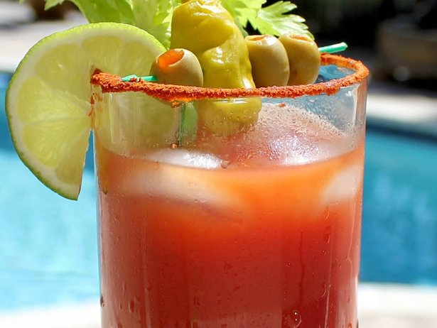 Steak House Bloody Mary