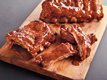 Slow Cooker Orange Molasses BBQ Ribs