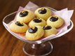 Truffle-Filled Orange Thumbprint Cookies