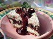 Mint Chocolate Chip Ice-Cream Pie (lighter recipe)