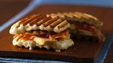 Ranch Chicken and Bacon Panini  Recipe