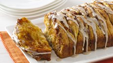 Pumpkin Spice Pull Apart Bread  Recipe