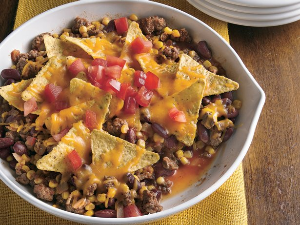 Nacho Skillet Casserole