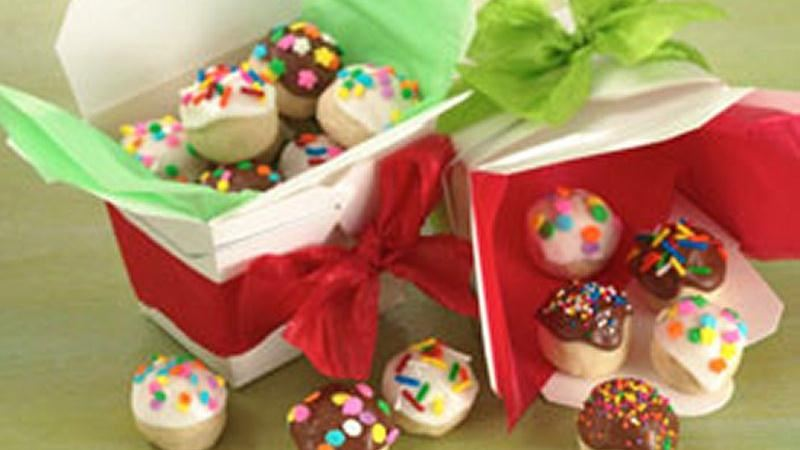 Frosted Bonbons (Cookie Exchange Quantity)