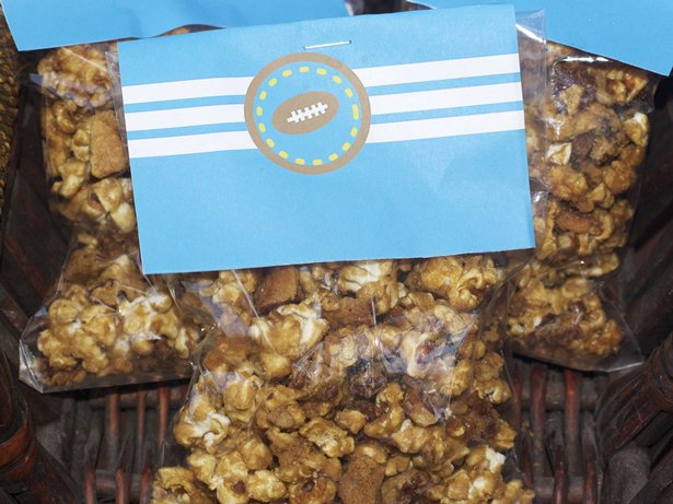 Maple Bourbon Caramel Corn