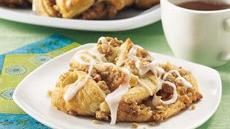 Fruit and Nut Pastries Recipe