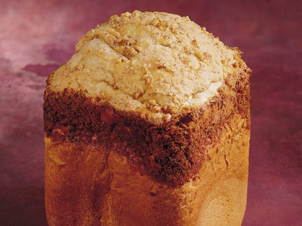 Bread Machine Hot Buttered Rum Loaf