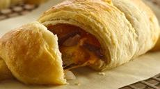 Bacon and Cheese Crescents Recipe