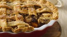 Blueberry-Apple-Peach Pie Recipe