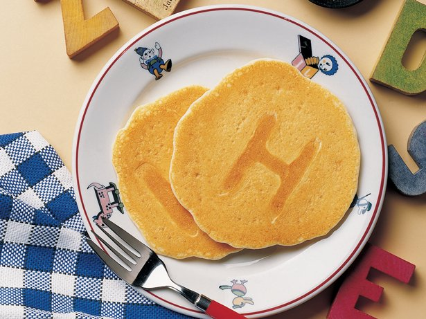 Alphabet Pancakes