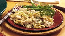 Make-Ahead Turkey Tetrazzini Recipe