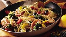 Italian Shrimp Stir-Fry Recipe