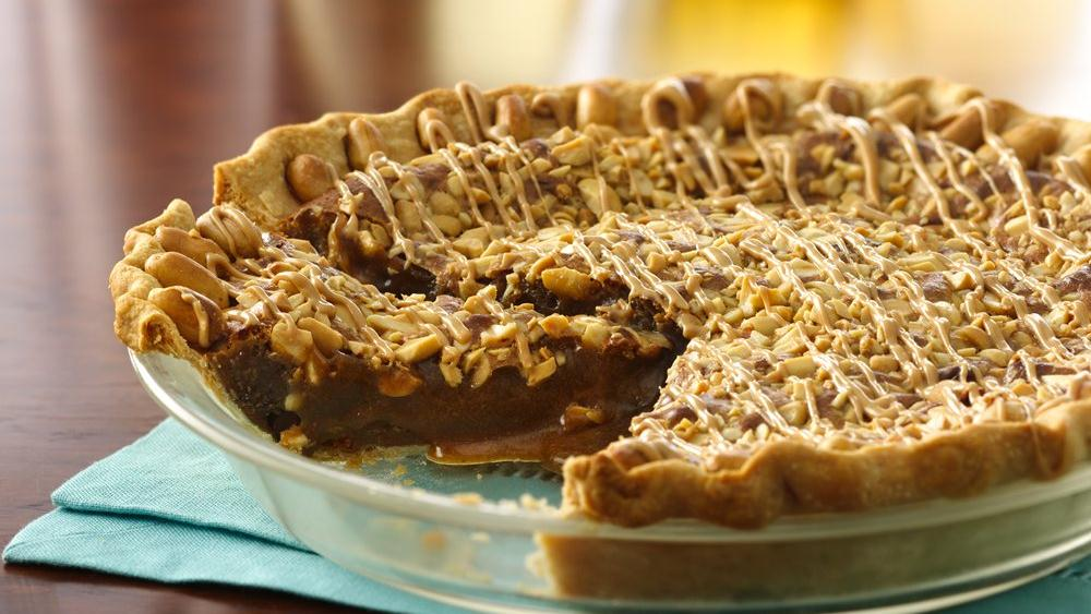 Unforgettable Peanut Butter Pie
