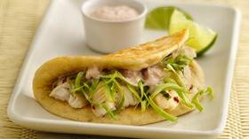 Zesty Lime-Fish Tacos Recipe