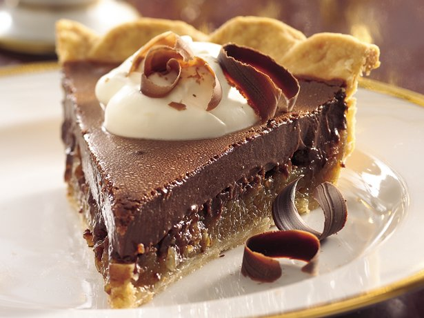 Chocolate Silk Pecan Pie