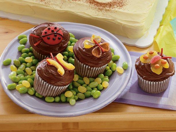 Critter Crazy Cupcakes