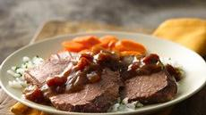 Tex-Mex Pot Roast Recipe