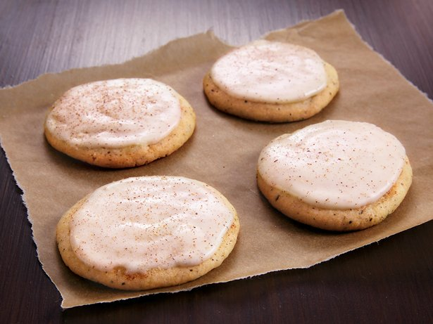 Chai Tea Eggnog Cookies recipe from Betty Crocker