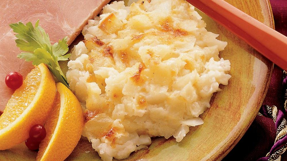 Swiss Potato Casserole