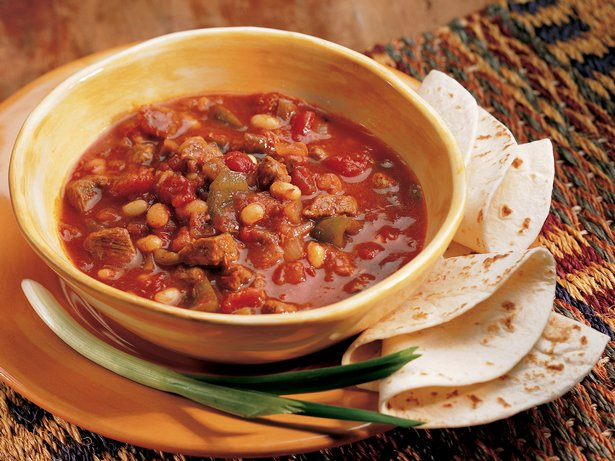 Chunky Salsa Chili