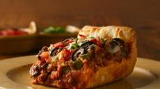 Chicago Deep-Dish Sausage Pizza Recipe